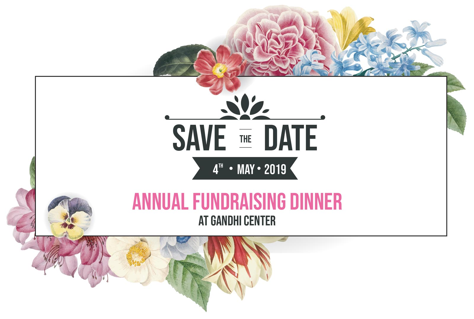 Annual Fundraising Dinner 2019